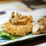 こころむすび - 大山地鶏の唐揚げ