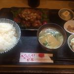 おおさわ - 若鶏唐揚(おろしポン酢)