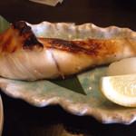 30479999 - 本日の焼魚定食(目鯛の佑庵焼き) ¥800 の目鯛の佑庵焼き