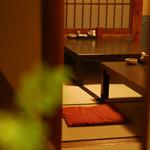 串くら - 2階には大小4つのお座敷がございます。