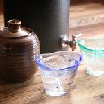 九州居酒屋 一丁目一番地 - こだわりの焼酎