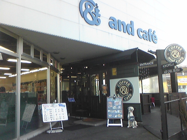 and cafe