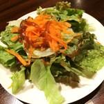 バルケッタ - サラダ