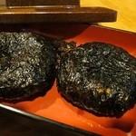 海鮮料理 鶴丸 - 岩ノリのおにぎり