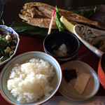 ゆらり - 焼き魚定食