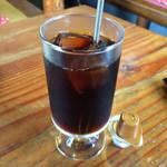 レストラン美濃 - アイスコーヒー