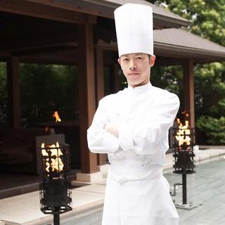 一つ星レストランやホテルで研鑽を重ねたシェフ君和田