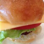 Brasserie & Cafe Le Sud - ミニハンバーガー(≧∇≦)
