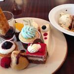 Brasserie & Cafe Le Sud - スイーツ各種(≧∇≦)