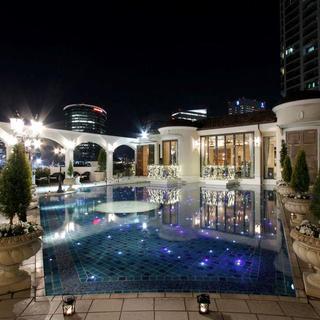 【横ハマテラス】横浜夜景を堪能のスペシャルカップルシート