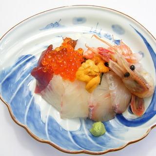 【オススメ】海鮮どんぶり各種