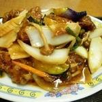 30487770 - 牡蠣と野菜の広東風炒め