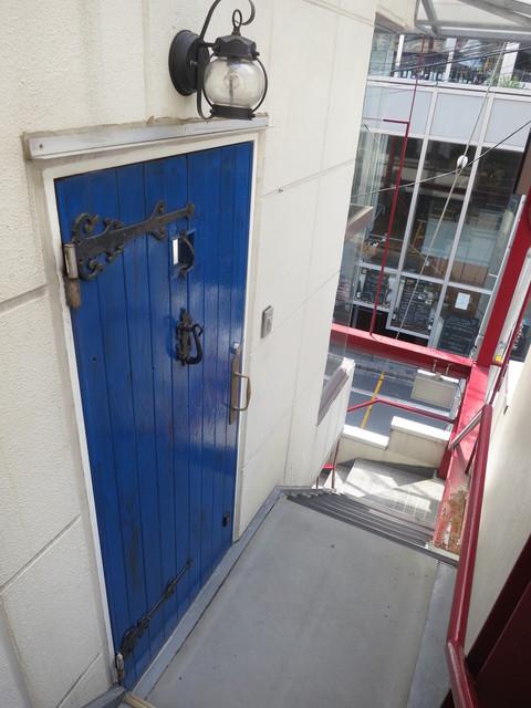 biodinamico - このブルーの扉を開けると・・・別世界が~☆
