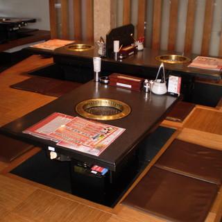 各種宴会・お祝いにも最適◎お座敷席・個室もございます★