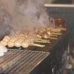 串蔵 - 炭焼き
