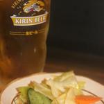 串蔵 - お通しの野菜
