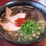 拉麺 空海 - 黒ラーメン