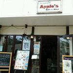 APPLE's Cafe&Diner - お店の入り口