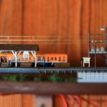 30491778 - 可愛い電車も走っています☆