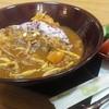 たんぽぽ - 料理写真:「薬膳カレー」750円  箸以外は、越前漆器です。