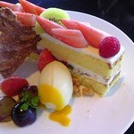 フランツカフェ - ショートケーキ