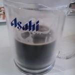 水前寺共済会館 グレーシア - 初日はアサヒの黒生もありました♪