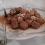 水前寺共済会館 グレーシア - ピンぼけですが肉団子でーす♪