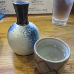 和 dining 清乃 - 日本酒 熱燗 1合