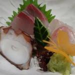 30492960 - お造り タコ ハマチ 鯛