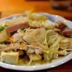 ひとし - 豆腐チャンプルー