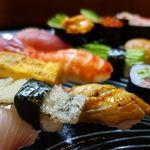 寿司の大将 - 大将 3000円(税別)
