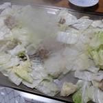 ふくい - 豚やき1,050円