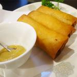 中華料理 瀋陽飯店 - 2014.08_自家製の春巻き(630円)