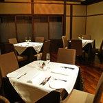Cucina Italiana 東洞 - 2Fテーブル席