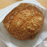 ミスタードーナツ - 甘口カレーパン 162円