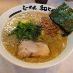 和とら - 和とら(黒とららーめん・680円)