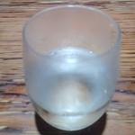 焼酎居酒屋 月の中 - (2014.8)日本酒