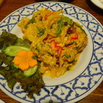 マイタイ - 炒め物…カニと卵のカリー風味炒め
