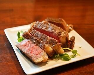 肉山 - 2014.9 ジャージー牛のリブロース