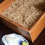 30506187 - 蕎麦の風味を楽しみながら頂きます