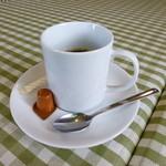 ビンディカ - 2014.09 モーニングのコーヒー