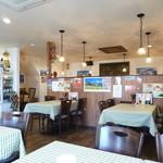 ビンディカ - 2014.09 カレーのお店です。