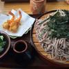 Kitayama - 料理写真:天ざるそば(大盛り)