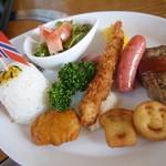 レストラン岡崎 - お子様ランチ
