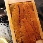大漁船 西船橋店 - ウニ!