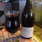 CAFE des 2 MOULINS - 2009 ブルゴーニュ オーコートドニュイ
