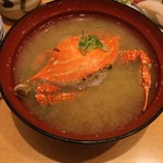 30513415 - 蟹の味噌汁