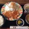 ザ定食&ドリンクス 東里 - 料理写真:チキンカツ定食
