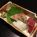 御料理うえ田 - 料理写真:お刺身