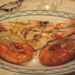 RIPA 12 - 料理写真:手長海老と川海老のロースト